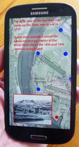 White Rock Trail app