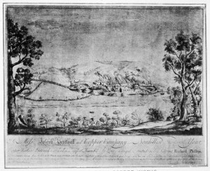 White Rock 1744 (Thomas Lightfoot)
